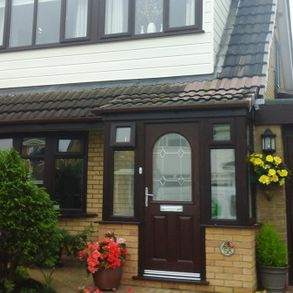 A home that we have installed new windows and doors on